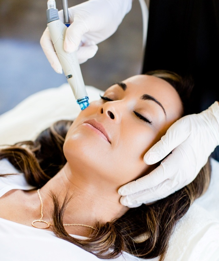HydraFacial Treatment corpus christi
