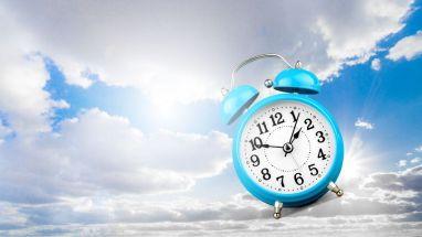 Clock, alarm, watch.