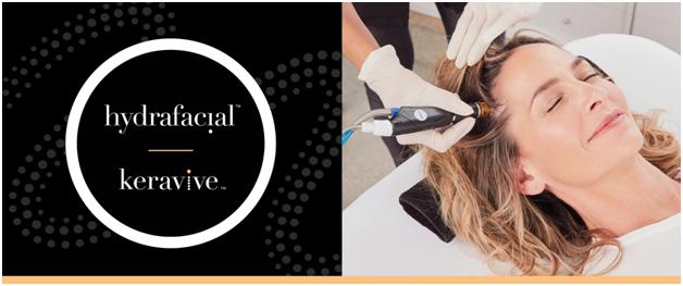 Hydrafacial-keravive-scalp-health-treatment